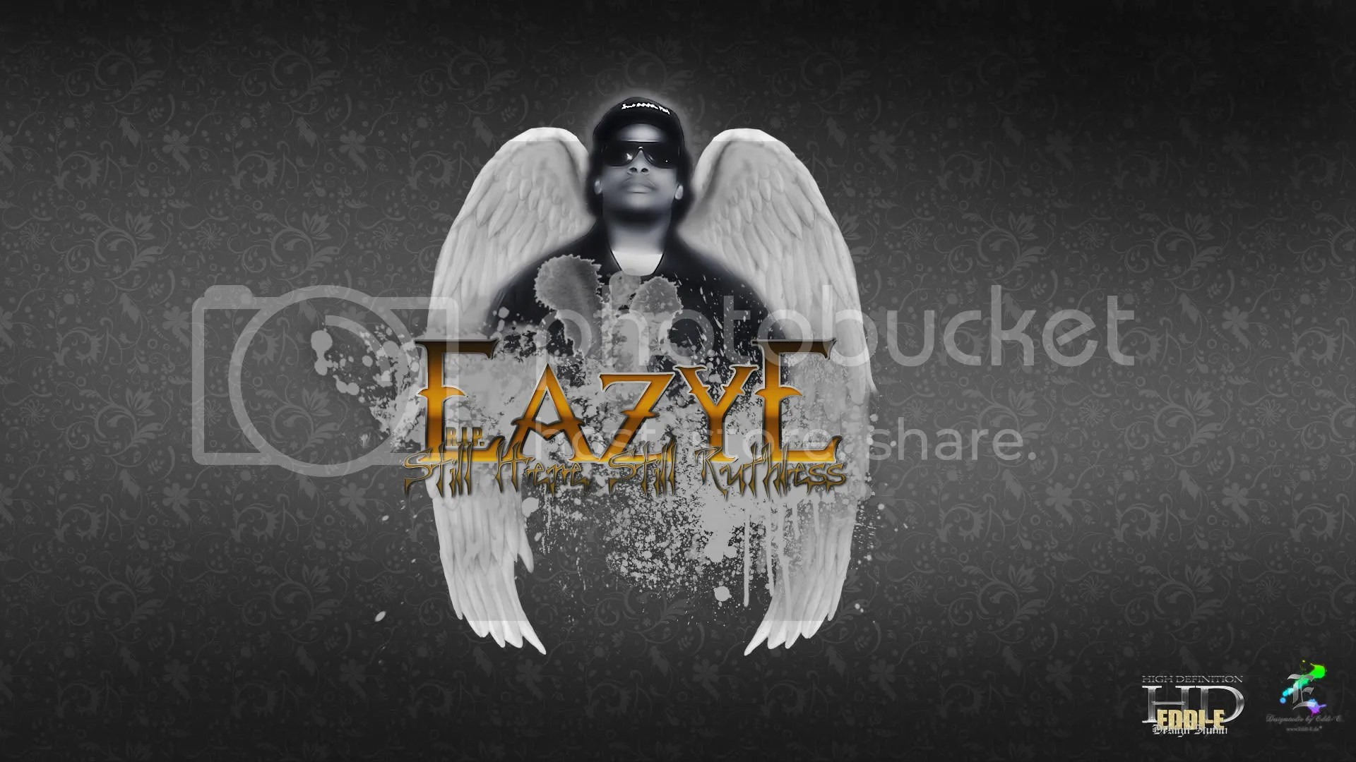 Huge Eazy E Wallpaper