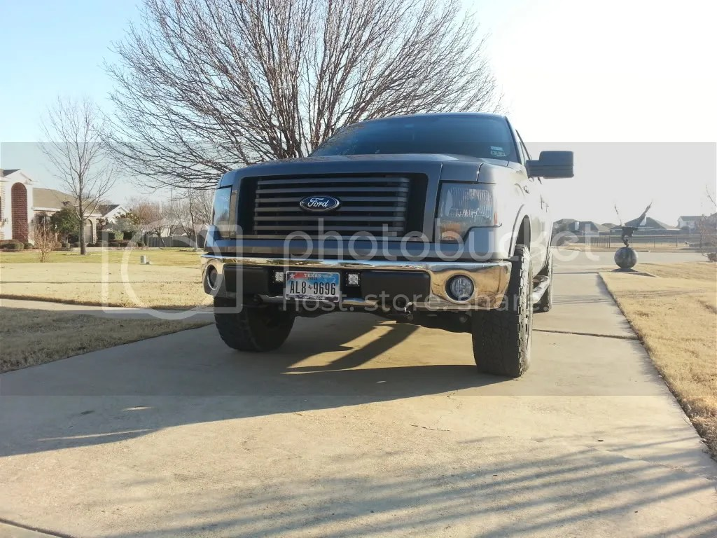 Ford F150 Front Lower Valance