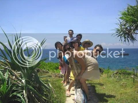 siympre, magpapicture nang ganito while island hopping hehehehehe!