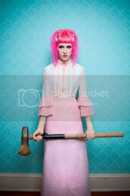 axe girl Pictures, Images and Photos