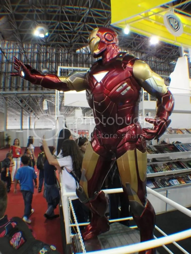 Iron Man / Homen de Ferro
