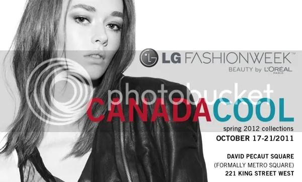October 2011 Fashion Week