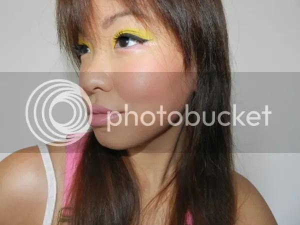 Super Bass Makeup