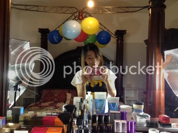 Angela Ricardo makeup