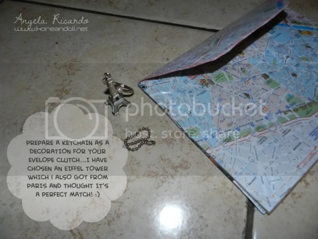 DIY Envelope Clutch Bag