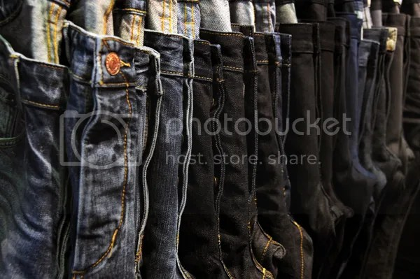 military inspired jeans