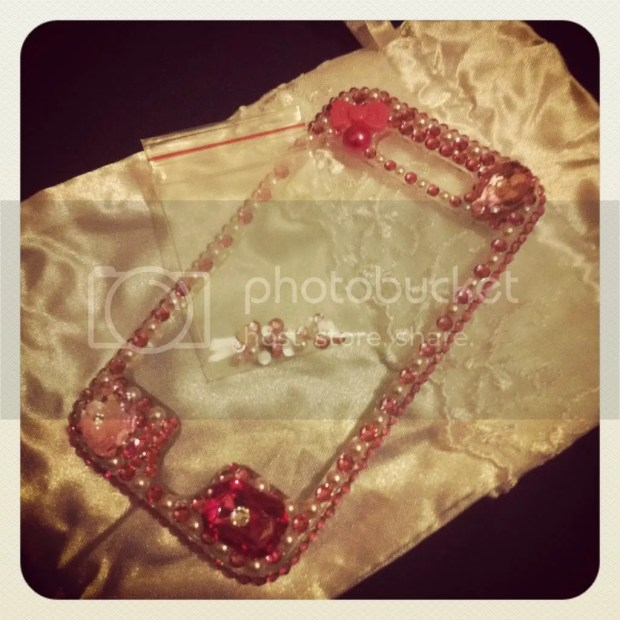 LuxAddiction.com Bling Case