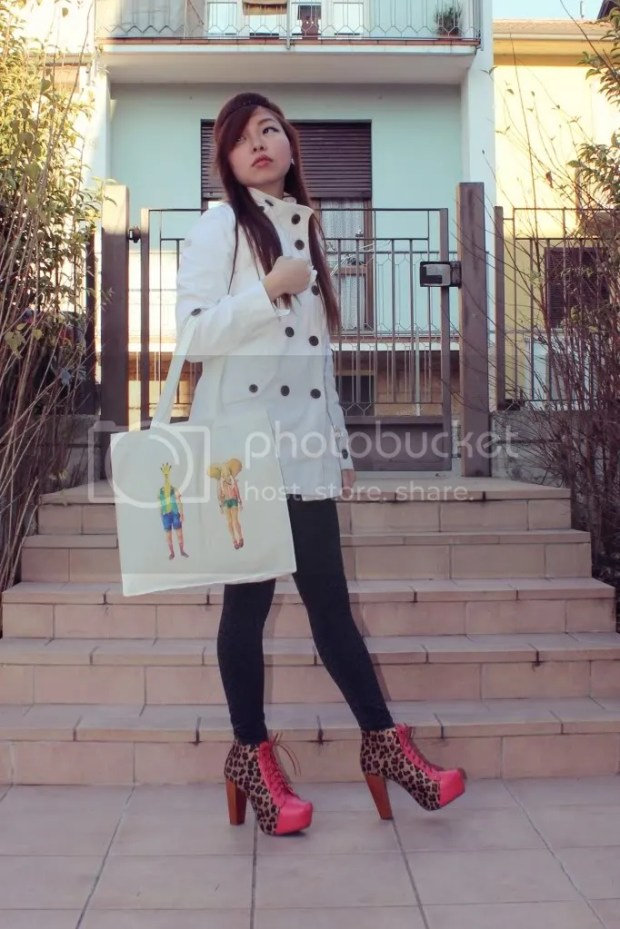 Fashionista Fashion Beauty Blogger Angela Ricardo koreandoll Jeffrey Campbell Lita Leopard Boots