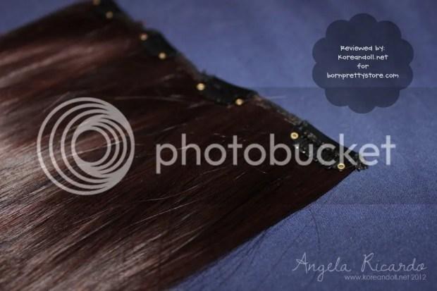 Born Pretty Hair extension