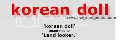 Anagram Genius