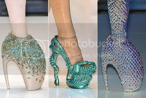 Armadillo shoes
