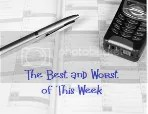 Best and worst of this week