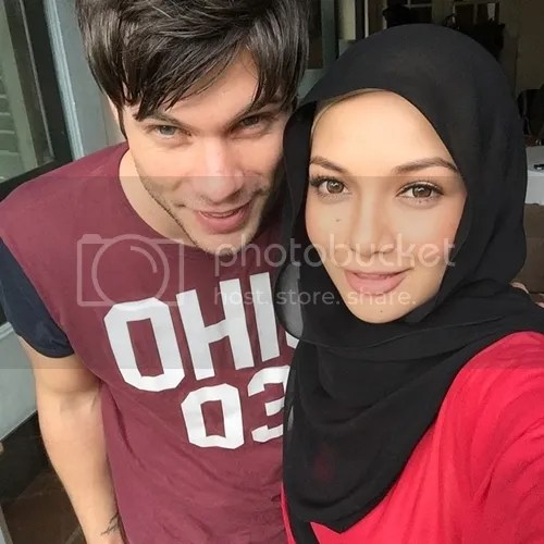 neelofa and boyfriend