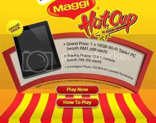 maggi hot cup
