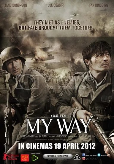 filem korea my way