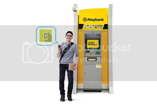 maybank cardless withdrawal