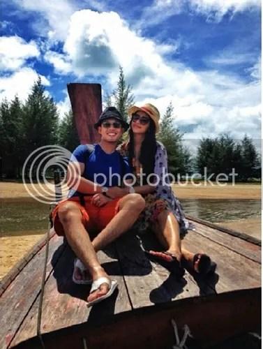 honeymoon fouziah gous