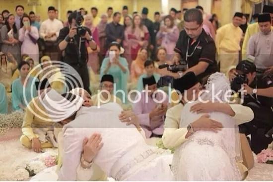 jovian mandagie nikah