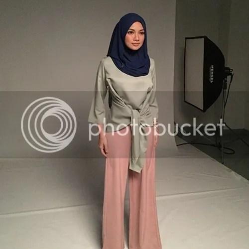 neelofa hijab