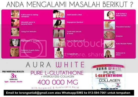 aura white