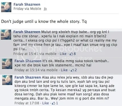 farah shazreen