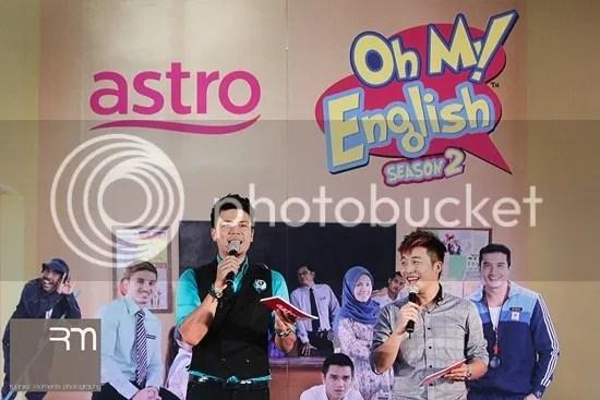 oh my english