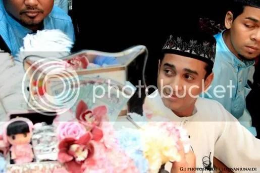 gambar kahwin eira syazira dan azad jasmin