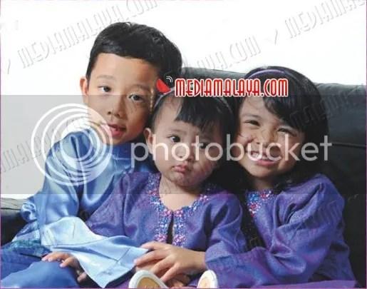keluarga bahagia aaron aziz