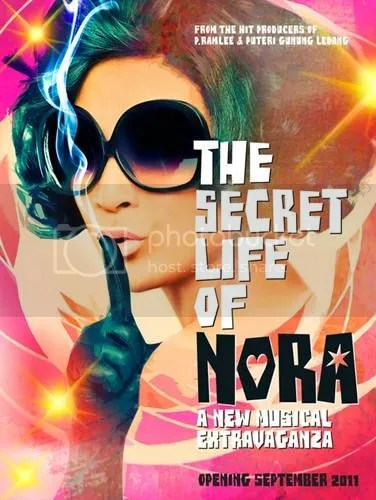 the secret life of nora
