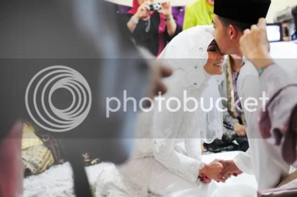 shazlin kahwin