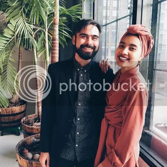 Perkahwinan Yuna dengan Adam Sinclair
