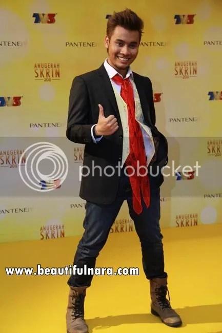 gambar red carpet anugerah skrin 2011