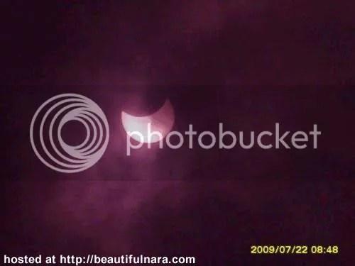 gerhana matahari 2009