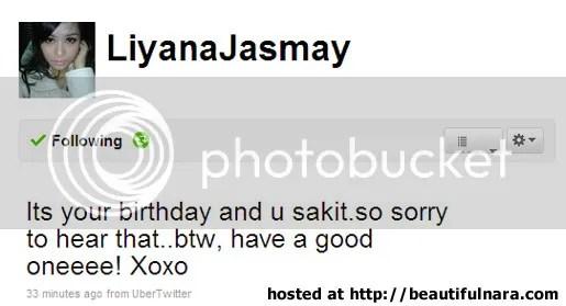 twitter liyana jasmay