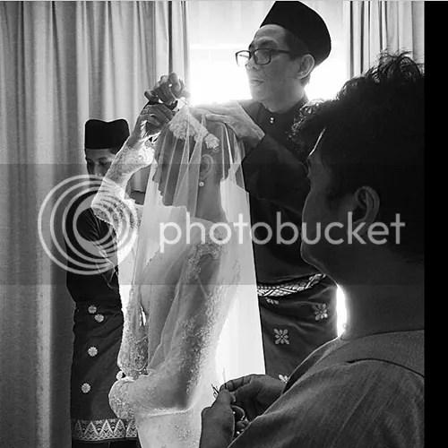 tengku azura kahwin