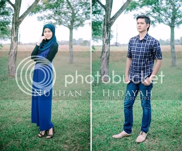 nubhan dan hidayah