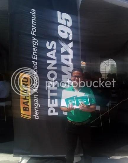 PRIMAX 95 BAHARU