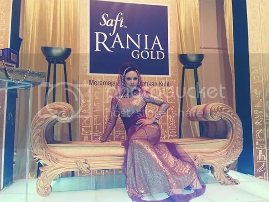 nora danish safi rania gold