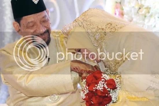 gambar kahwin a rahman hassan
