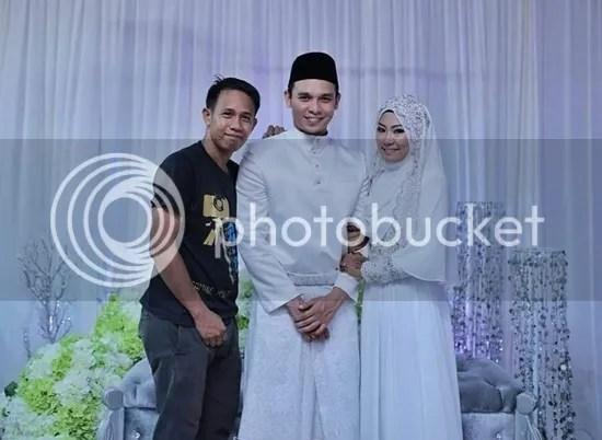 gambar kahwin salma mentor