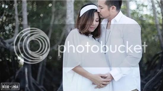 gambar pre maternity linda hashim beego