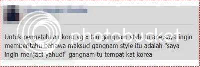 gangnam style hina islam