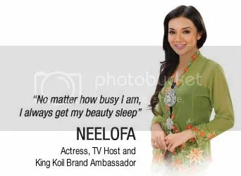 neelofa king koil