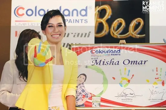 misha colourland