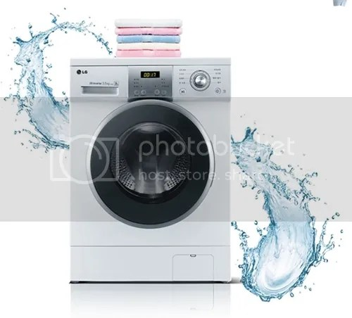 lg mini washer