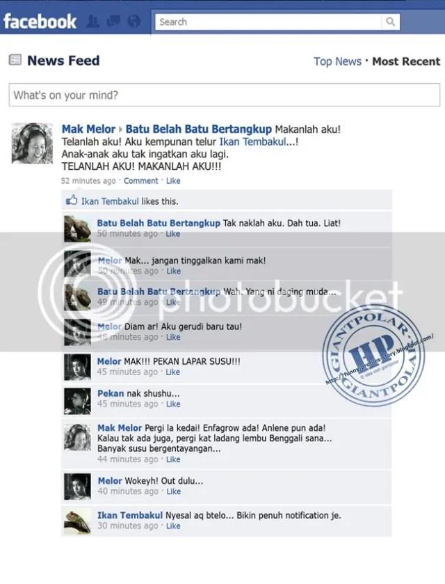 lawak facebook
