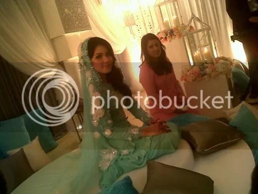 gambar pernikahan elyana