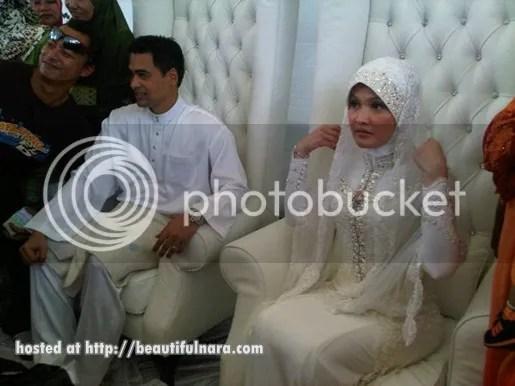 gambar nikah sheikh muzaffar dr halina