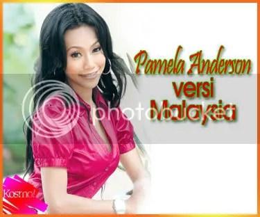 pamela anderson malaysia