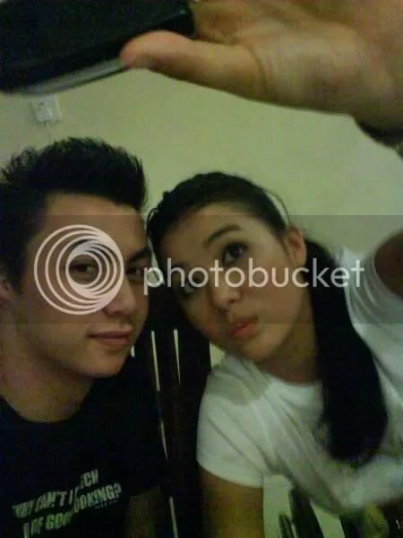 Sheera Iskandar bersama kekasihnya ~ I Luv Info